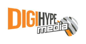 DigiHype Media (Dark Logo) - Digital Marketing, Website Design & Social Media Agency in Mississauga