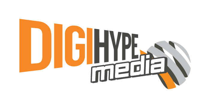 DigiHype Media (Dark Logo) - Digital Marketing, Website Design & Social Media Agency in Mississauga