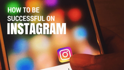 How be Successfull Instagram Post Title Image