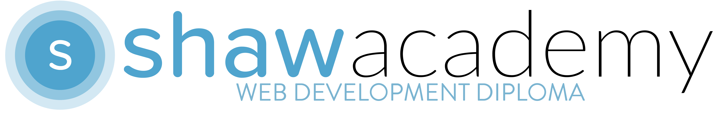 Shaw Academy Web Development Diplma