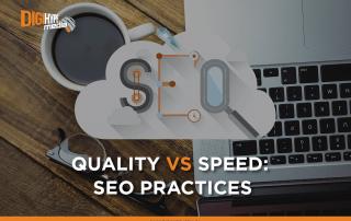 Quality vs Speed: SEO Practices