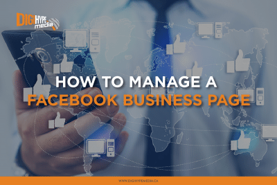 How to Manage a Facebook Business Page