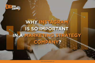 Why Instagram is so important in a Marketing Strategy Company?
