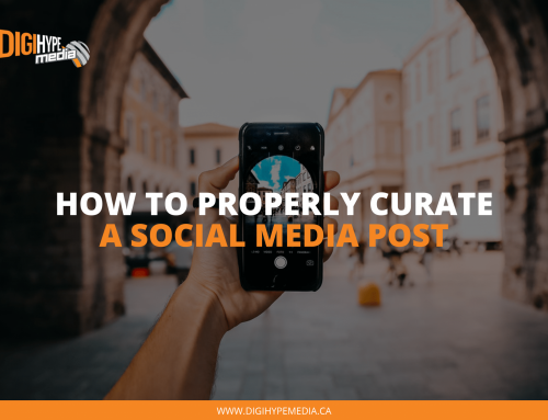 How To Properly Curate A Social Media Post (Free Checklist)