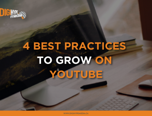 4 Best Practices to Help You Grow on YouTube