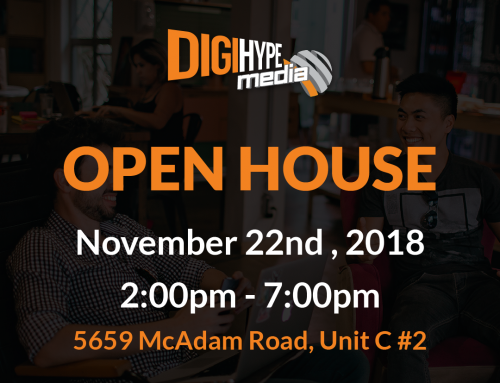 DigiHype Media Open House!