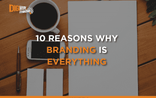 10 reasons why company Branding is important for local businesses