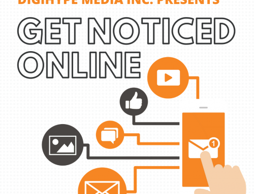 "Introducing the ""Get Noticed Online With DigiHype Media"" Podcast!"