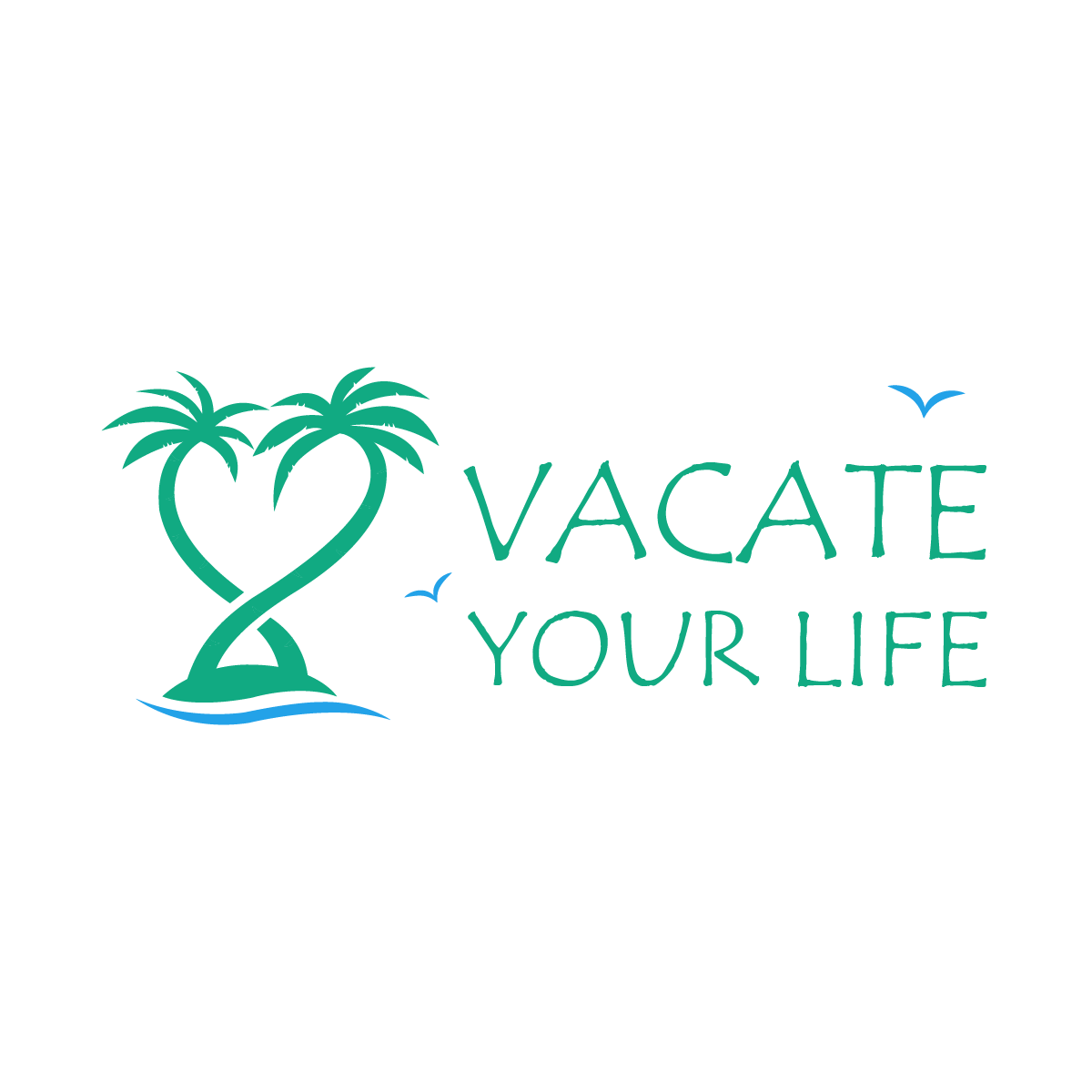 Travel agency and vacation company in Oakville (logo concept)