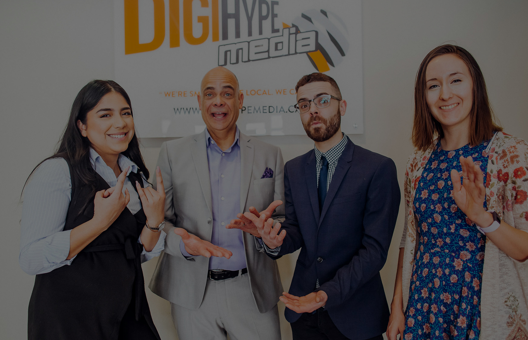 About DigiHype Media Marketing Agency in Mississauga