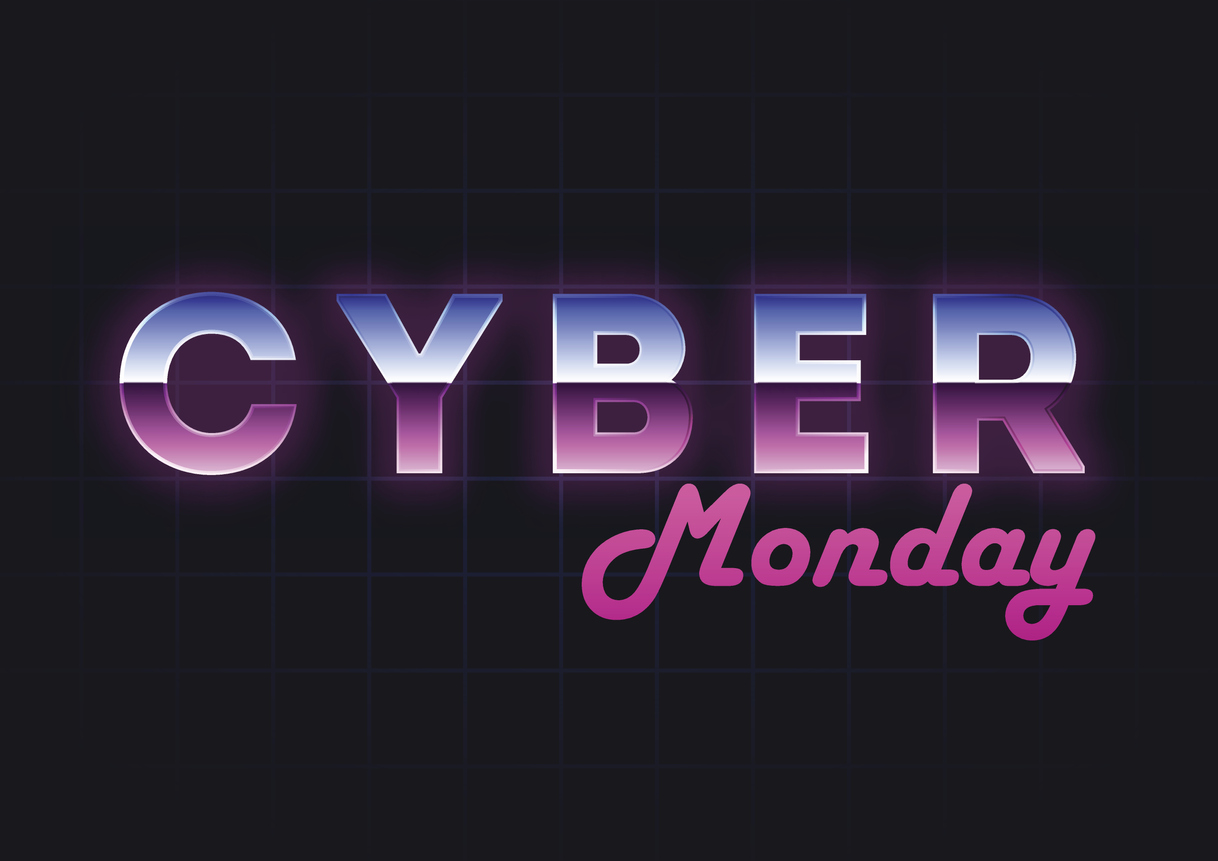 Cyber monday by digihype media